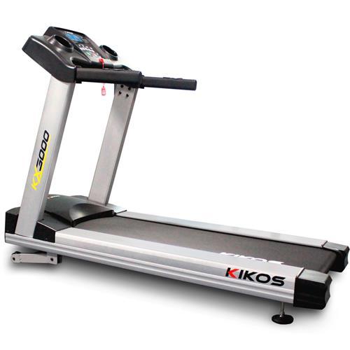 Esteira Elétrica Profissional Pro Kx 3000 - Kikos