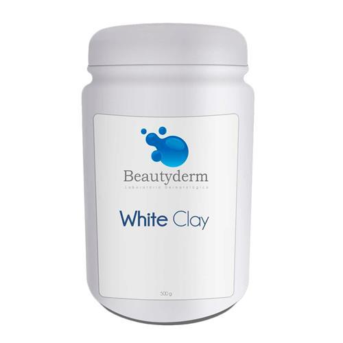 Argila White Clay 500G - Beauty Derm