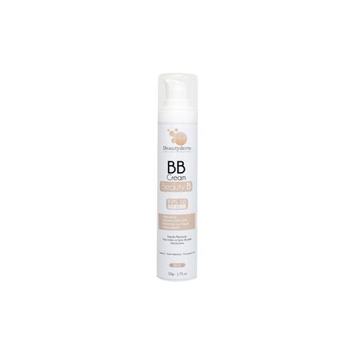 Bb Cream Tonalizante 50Gr - Beauty Derm