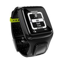 Relógio Fitness Runner Com Gps, À Prova D`Água E Bluetooth Preto - Tomtom