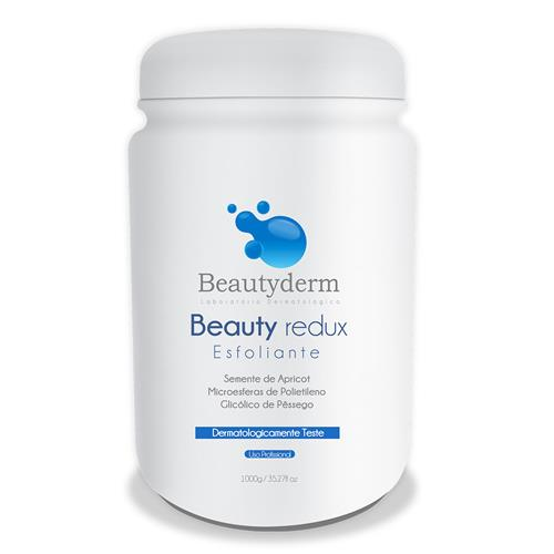 Creme Esfoliante Beauty Redux 1Kg - Beauty Derm