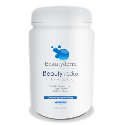 Gel Crioterápico Beauty Redux 1Kg - Beauty Derm