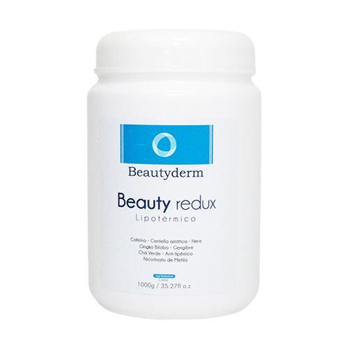Creme Lipotérmico Corporal Beauty Redux 1Kg - Beauty Derm
