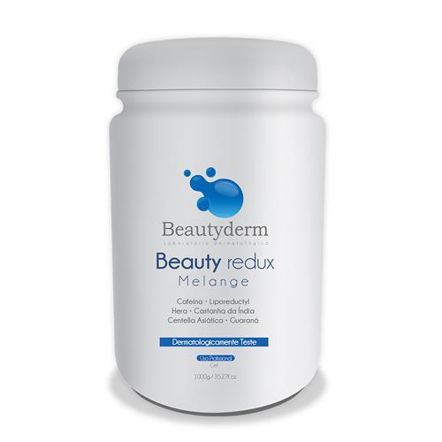 Gel Lipossomado Beauty Redux Melange 1Kg - Beauty Derm