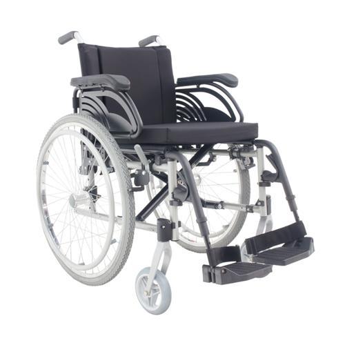 Cadeira De Rodas Manual Lumina Até 80Kg - Freedom