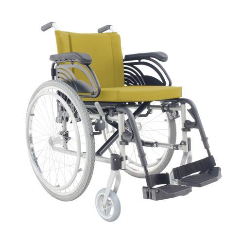 Cadeira De Rodas Manual Lumina Até 130Kg - Freedom
