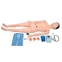 Manequim Feminino Avançado Com Órgãos Internos Para Cuidados Geriátricos - Sdorf Scientific