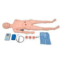 Manequim Masculino Avançado Com Órgãos Internos Para Cuidados Geriátricos - Sdorf Scientific