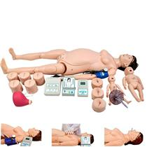 Simulador Avançado De Parto Automático Com Módulo De Emergência Parturiente E Ao Bebê - Sdorf Scientific