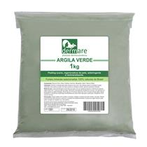 Argila Verde Regeneradora Da Pele - Dermare
