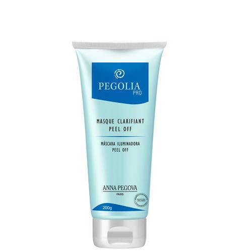 Máscara Iluminadora Peel Off 200Ml - Pegolia Pro