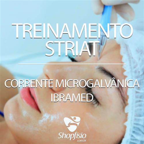 Treinamento - Striat Corrente Galvânica - Ibramed