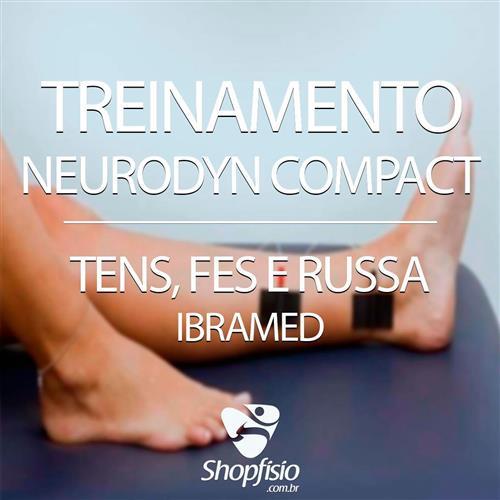 Treinamento - Neurodyn Compact - Tens, Fes E Russa - Ibramed