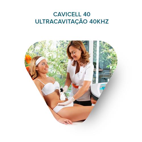 Treinamento - Cavicell 40 - Ultracavitação 40Khz - Cecbra