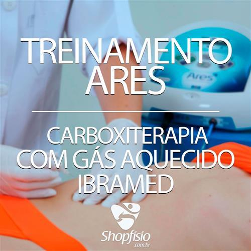 Treinamento - Ares - Carboxiterapia Com Gás Aquecido - Ibramed