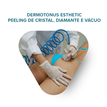 Treinamento - Dermotonus Esthetic - Peeling De Cristal Diamante E Vácuo - Ibramed