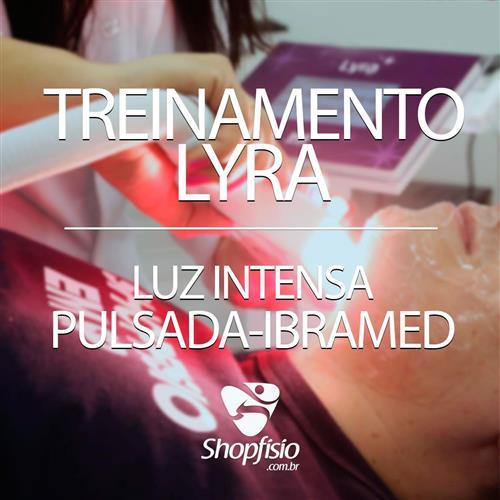 Treinamento - Lyra Luz Intensa Pulsada - Ibramed