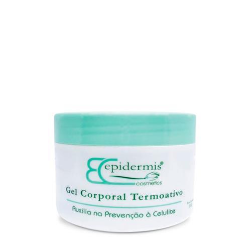Gel Corporal Termoativo 250G - Epidermis