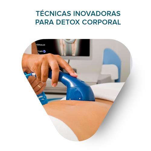 Workshop Técnicas Inovadoras Para Detox Corporal - 22/01/2018