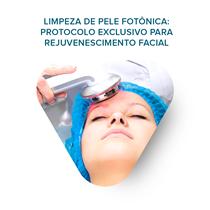 Workshop Limpeza De Pele Fotônica: Protocolo Exclusivo Para Rejuvenescimento Facial - 04/12/2017