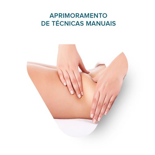 Curso Aprimoramento De Técnicas Manuais: Drenagem Linfática, Massagem Modeladora E Relaxante 17/2/18