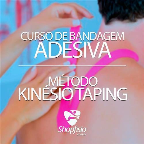 Curso De Bandagem Adesiva - Método Kinesio Taping