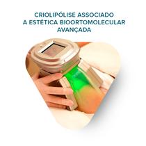 Curso Criolipólise Associado A Estética Bioortomolecular Avançada - Início 29/09/2018