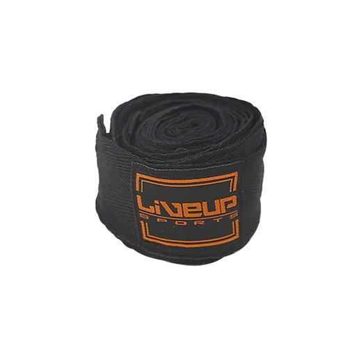 Bandagem Para Boxe 3 Metros - Preta - Liveup