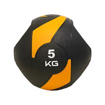 Medicine Ball 5Kg Com Pegada - Liveup