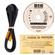 Sonopeel Ibramed - Aparelho de Peeling Ultrassônico Correntes (6X1) com Rack - Linha Premium