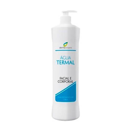 Água Termal Facial E Corporal 1 L - Dermacorpore