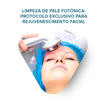 Workshop Limpeza De Pele Fotônica: Protocolo Exclusivo Para Rejuvenescimento Facial - 02/07/2018