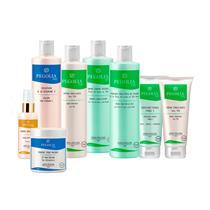 Linha Protocolo Limpeza de Pele com Ações Antioxidante e Firmadora - Pegolia Pro