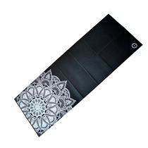 Tapete Yoga Mat Dobrável Light Em Pvc Eco - Hopumanu