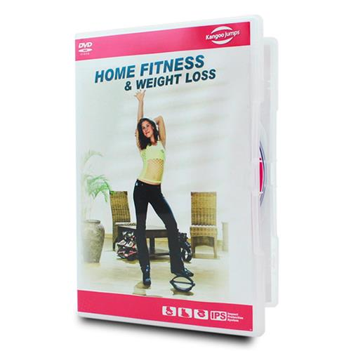 Dvd Kangoo Jumps Home Fitness & Weight Loss