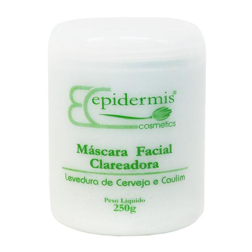 Máscara Facial Clareadora Epidermis 250G