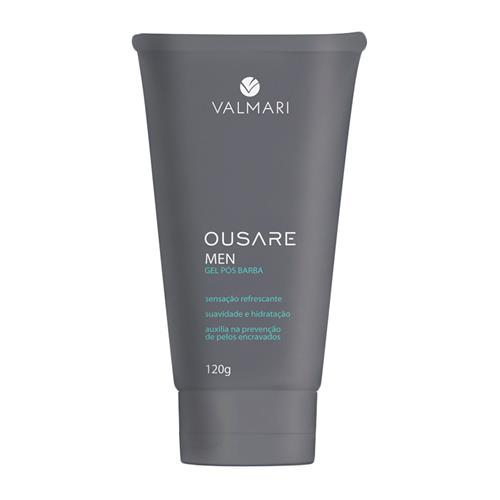 Gel Pós Barba Ousare Men 120G - Valmari