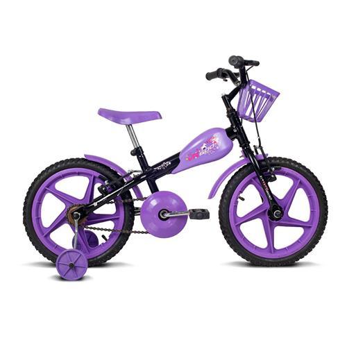 Bicicleta Infantil Feminina Aro 16 Vr 600 - Verden Bikes