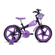 Bicicleta Infantil Feminina Aro 16 Vr 600 - Verden Bikes LILÁS
