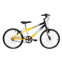 Bicicleta Infantil Masculina Aro 20 Ocean - Verden Bikes AMARELO