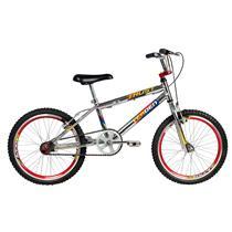 Bicicleta Infantil Masculina Aro 20 Trust Cromo - Verden Bikes VERMELHO