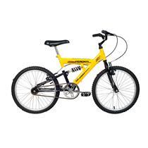 Bicicleta Infantil Masculina Aro 20 Eagle - Verden Bikes AMARELO
