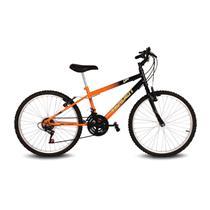 Bicicleta Juvenil Aro 24 Com 18 Marchas Live - Verden Bikes LARANJA