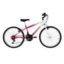 Bicicleta Juvenil Aro 24 Com 18 Marchas Live - Verden Bikes PINK