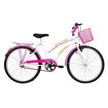 Bicicleta Juvenil Feminina Aro 24 Breeze - Verden Bikes PINK