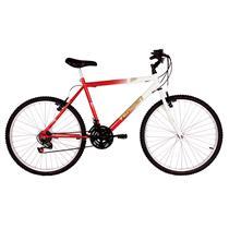 Bicicleta Masculina Aro 26 Com 18 Marchas Live - Verden Bikes VERMELHO