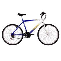 Bicicleta Masculina Aro 26 Com 18 Marchas Live - Verden Bikes AZUL