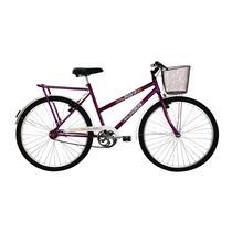 Bicicleta Feminina Aro 26 Jolie - Verden Bikes VIOLETA