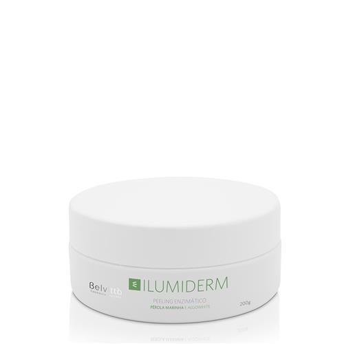Peeling Enzimático Facial Com Ação Clareadora Ilumiderm 200G - Belvittà