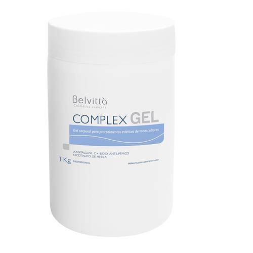 Gel Hiperimiante Corporal Dermoescultor Complex Gel 1Kg - Belvittà